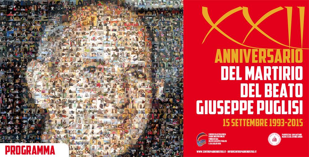 22° Anniversario del Martirio del Beato Giuseppe Puglisi