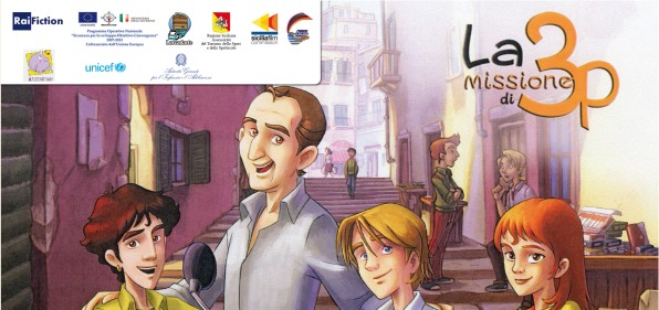 Copertina del cartoon